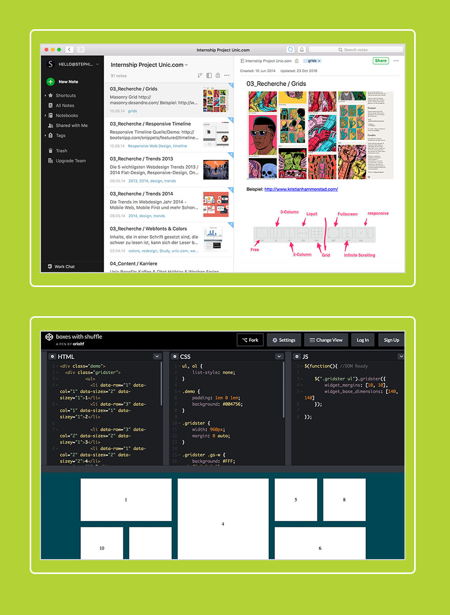 Projectpage_Unic_Portrait_Evernote